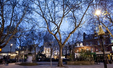Beautiful Belgravia, A Posh Postcode for a Weekend Stroll