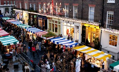 Belgravia: Chic and Charming Christmas Activities