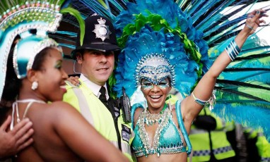 Let's go to the Notting Hill Carnival!