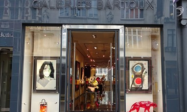 Galerie Bartoux: The New Art Sensation!