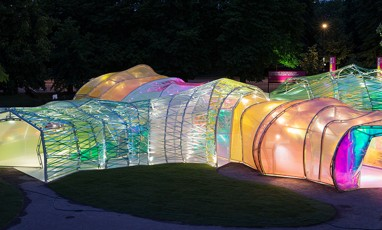 The Serpentine Gallery Summer Pavilion: Madrid in London