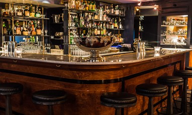 Joyeux Bordel, the trendiest bar in Shoreditch