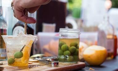 Hackney Drinks Market, a one of a kind market