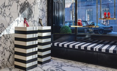 Aquazzura: Sexy Shoe Headquarters in Mayfair
