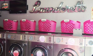 Dirty Laundry: London most trendy launderette