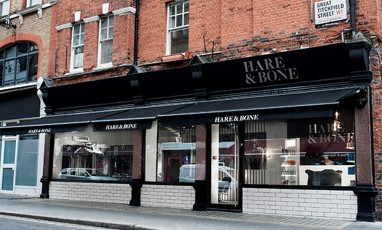 Win a Cut & Blow-dry at VIP Hair Salon – HARE & BONE.