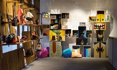 Jerome Dreyfuss: The Parisianistas It-bag Hits London