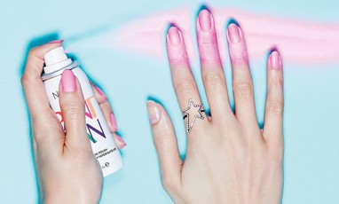 """Paint Can"": The Spray-on Nail Varnish that is Rocking the Beauty World"