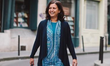 Ana Silva O'Reilly, Luxury Globe-Trotter