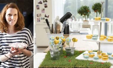 Anne-Sophie Rishard, 100% Fashion Foodie