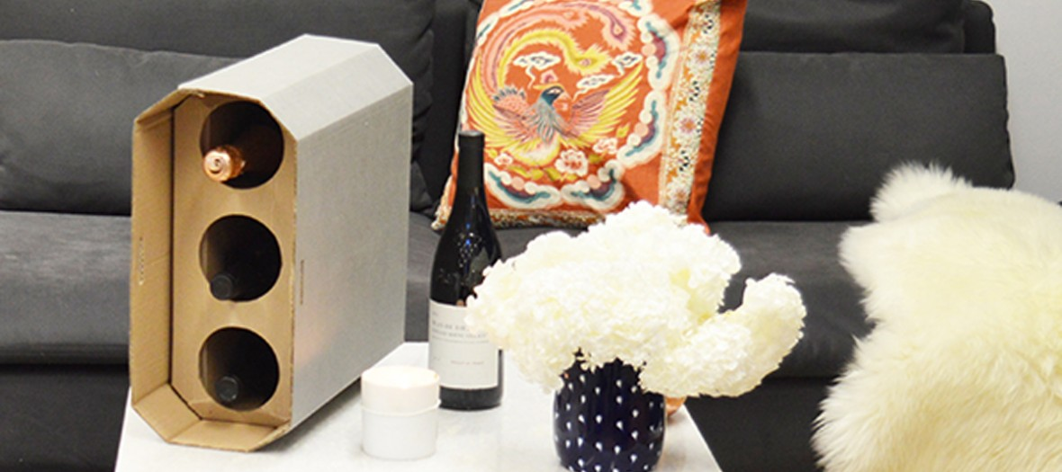 comment conserver le vin sans cave. Black Bedroom Furniture Sets. Home Design Ideas