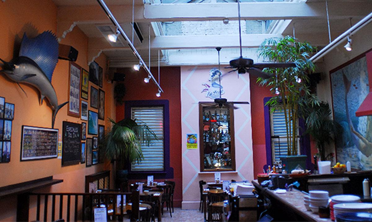 La Perla Mexican Food London