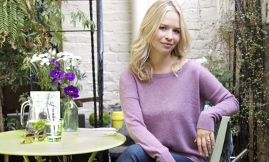 Marissa Hermer, a California Girl in Chelsea