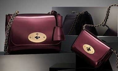 For the Fashionista: Mini Mulberry Bag