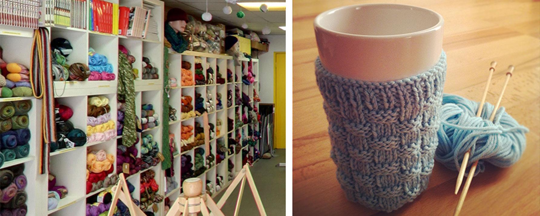 Knitting Events London : I knit london the knitters sanctuary