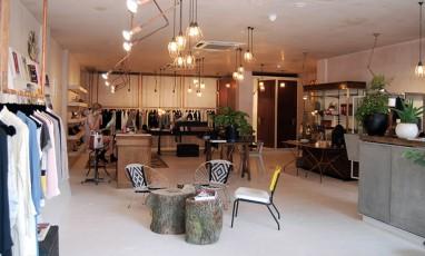 4 trendy concept stores