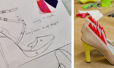 I Can Make Shoes: make your own dreamy pair of shoes