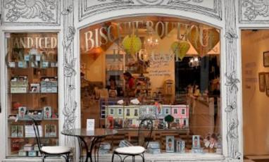 The Biscuiteers, the celebrities sweet rendez-vous