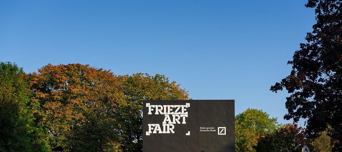 panneau frieze art fair
