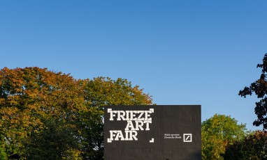 board Frieze Art Fair
