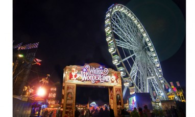Climb Aboard the Enchanted Ferris Wheel of Hyde Park