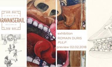 Pulp de Romain Duris : l'exposition coquine à ne pas manquer en février