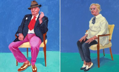 Hockney Returns to the Royal Academy