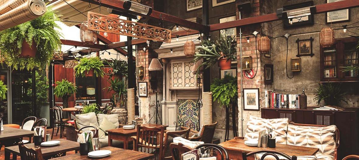 Indian London restaurant Shoreditch