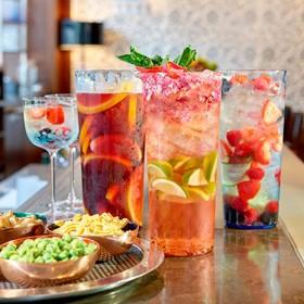 Les cocktails et apéritifs indiens Pukka Bar