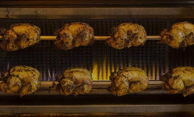 Cocotte:  The Healthy Rotisserie of Notting Hill