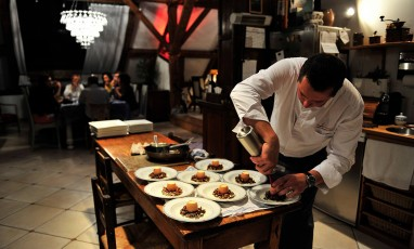 Gastronomic Fun at Home with La Belle Assiette