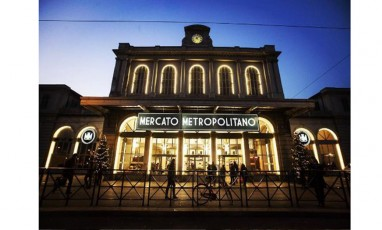 Mercato Metropolitano: The New Italian Food Destination