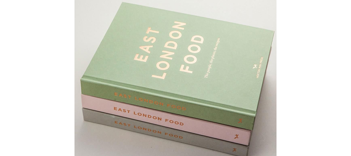 books east london food by Rosie Birkett
