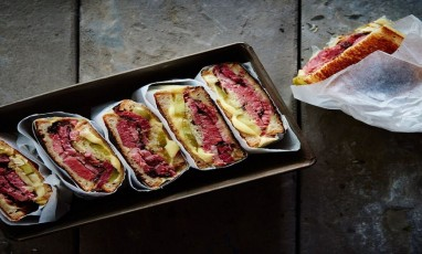 Cure + Cut:  Pastrami like in New York