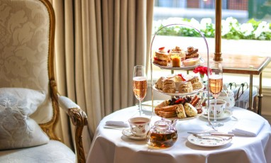 The Egerton House Hotel:  The Afternoon Tea for All Types