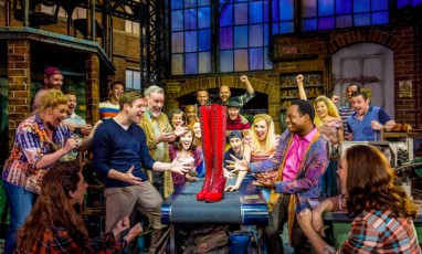 Kinky Boots:  The Musical that will have you kicking up your heels
