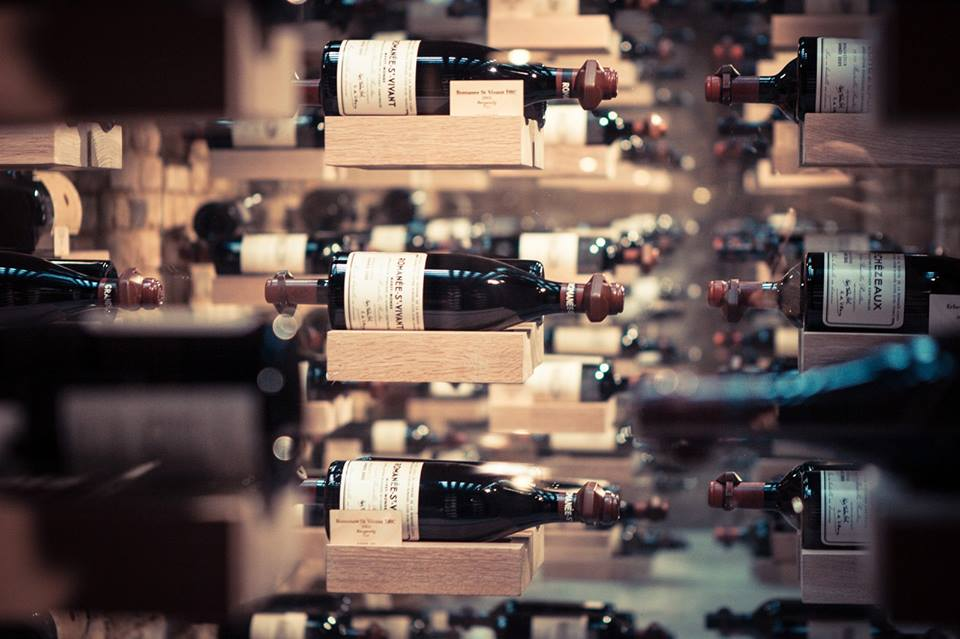 Hedonism and wines
