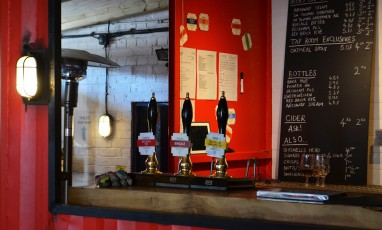 The Brick Brewery: brasserie made in Peckham