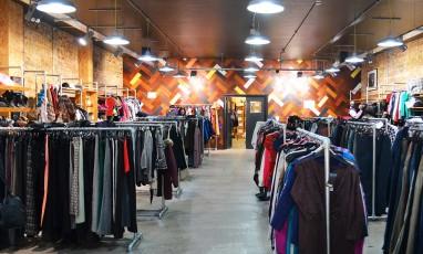 Traid: the revolutionary thrift shop