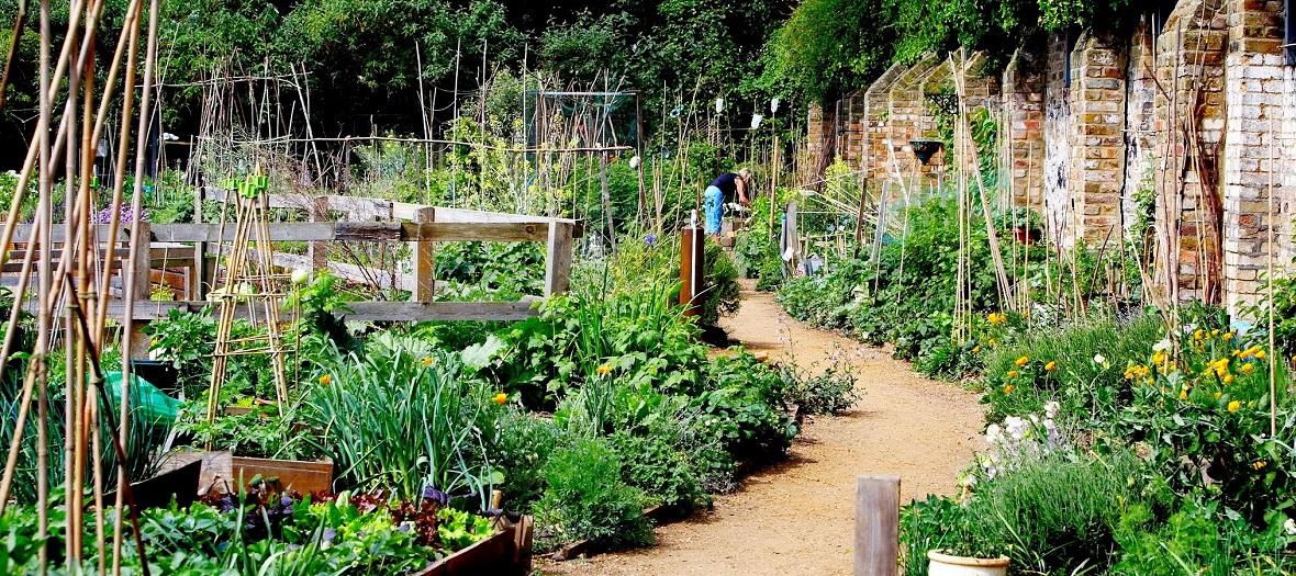 Secret Garden: Secret Gardens In London: This Weekend Only