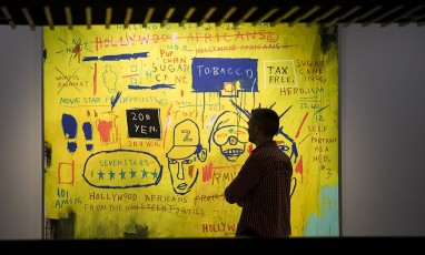 Basquiat Booms into London