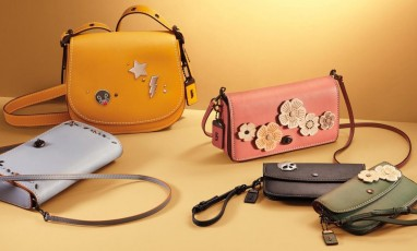 Coach customisation Regent Street