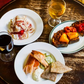 The Camberwell Arms food