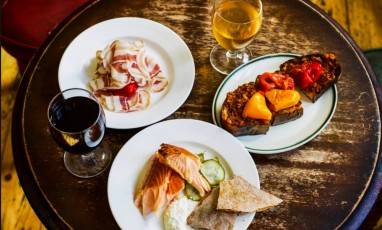 The Camberwell Arms:  Stylish Gastro Pub