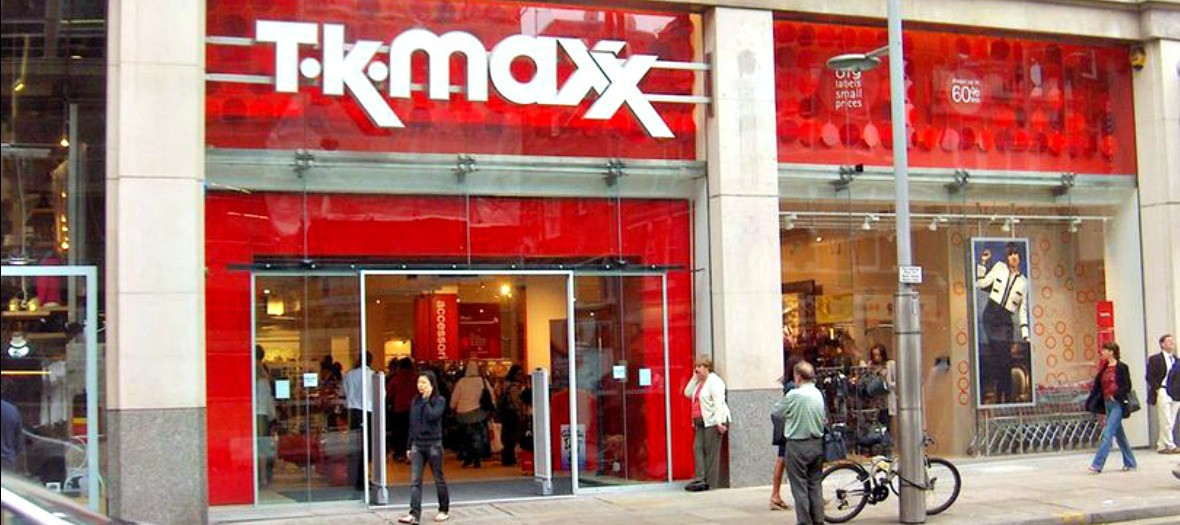 Tk Maxx High Street Kensington