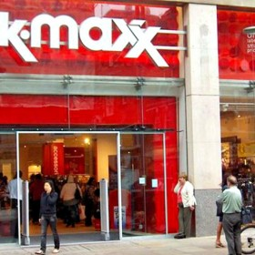 Tk Maxx High Street Kensington