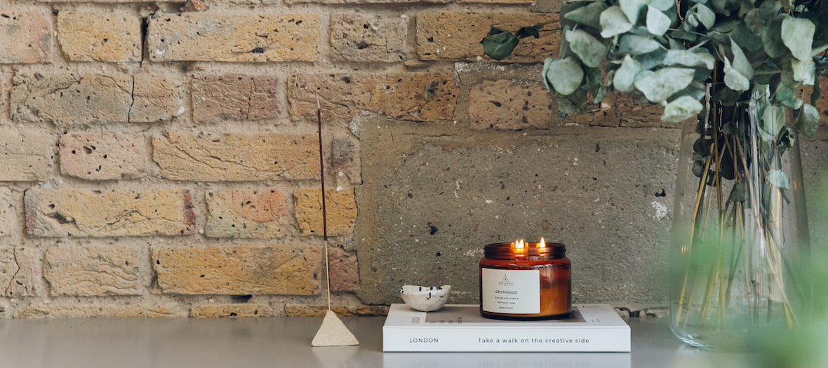Bonds Hackney Earl of East London candles