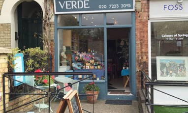 Verde – The Beauty addict's secret address