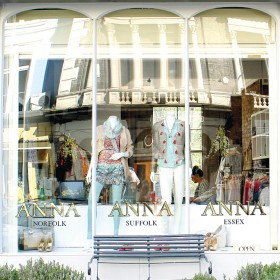 Primrose Hill Anna boutique outisde view