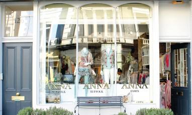 Anna : It Girls' favourite store